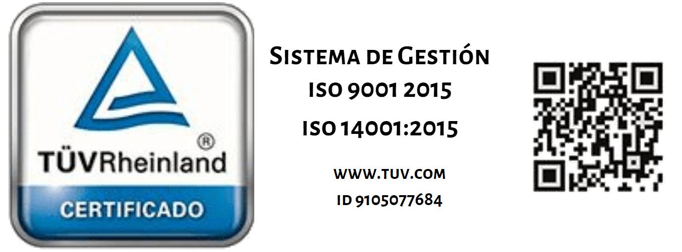 Sistema de gestión Certificado UV