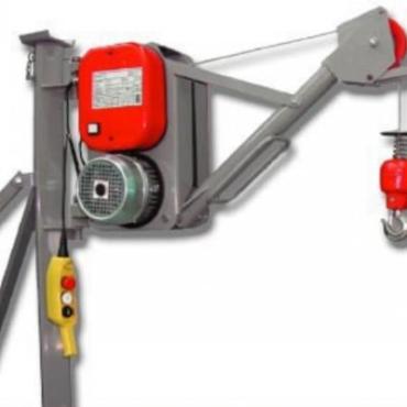 Montacargas eléctrico (250-300 kg)