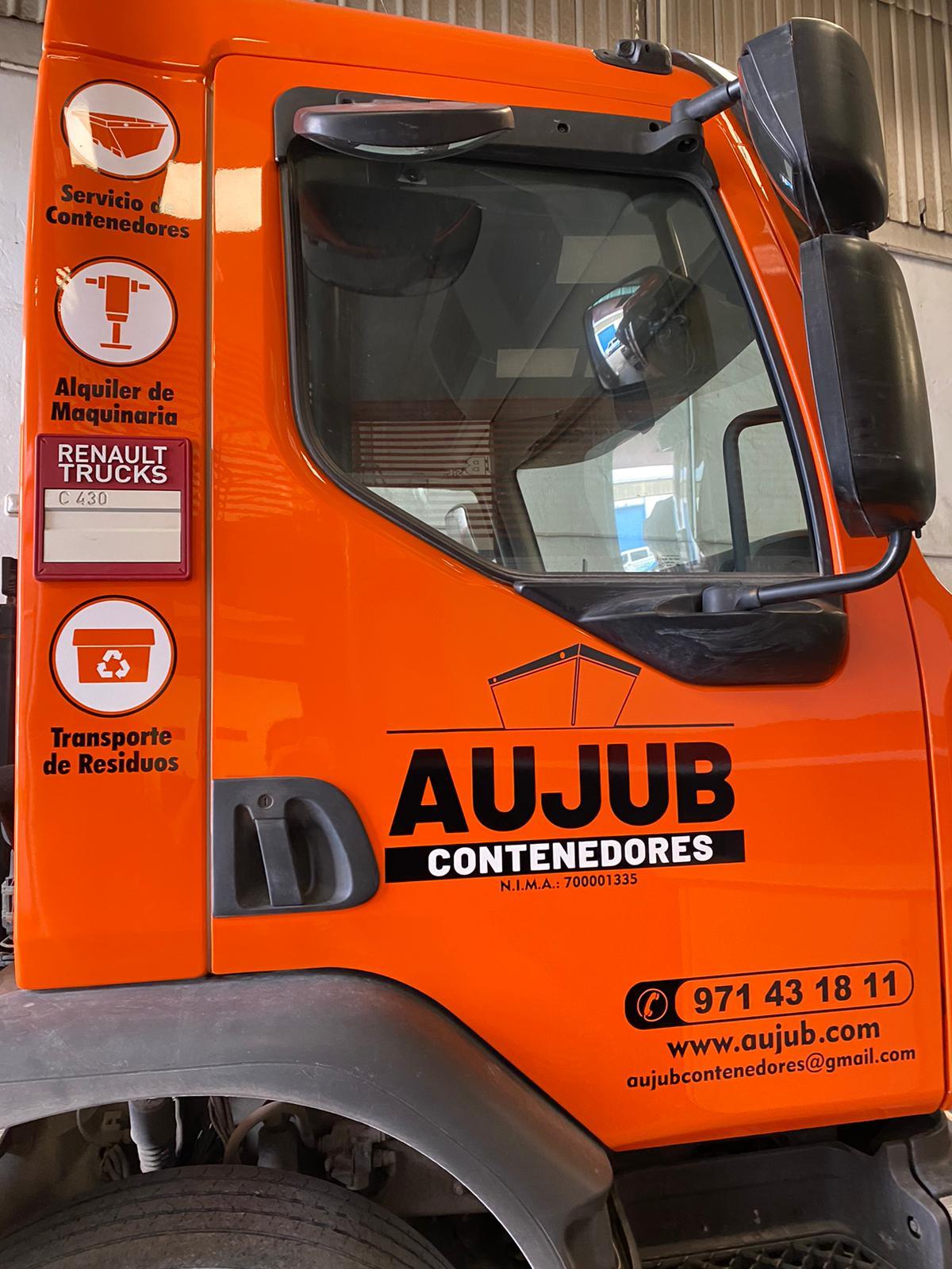 Camión AUJUB